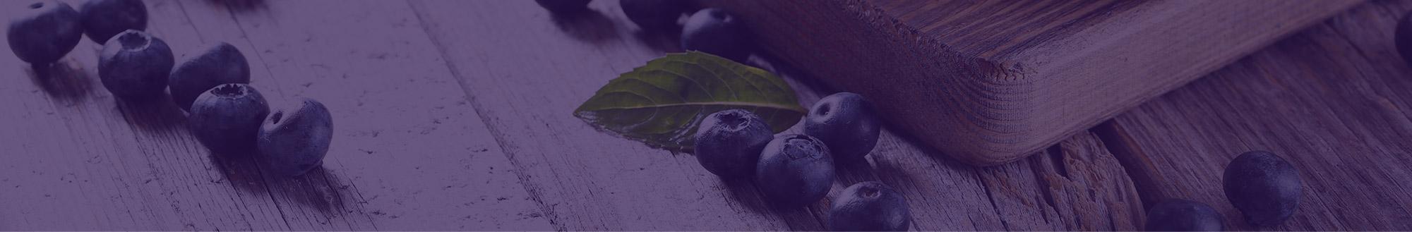 Recetas con frutos del bosque Campoberry